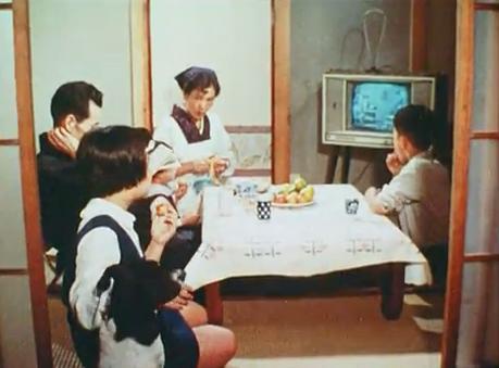 1966年東京の日常生活を記録したドキュメンタリー映像 - モジログ